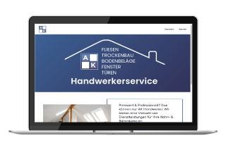 referenz ak handwerkerservice - SEO Agentur